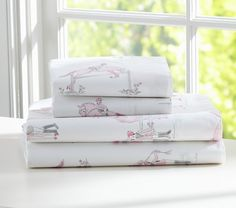 Laura Horse Sheet Set | Pottery Barn Kids - find something like this but much cheaper