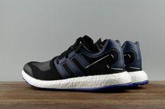 01e33039b Adidas Y3 Pure BOOST BY8956 Black Blue Shoes9 Y 3 Yohji Yamamoto