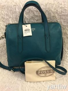 Fossil Sydney Satchel | Fossil bags, Fossils and Satchels
