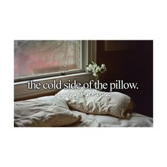 just girly things ❤ When you're so warm and you get to the cold side