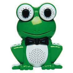 A Cute shower radio like this- Frog Shower Radio Green/White