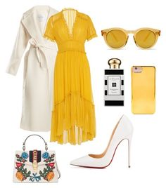 Designer Clothes, Shoes & Bags for Women Dressy Outfits, Stylish Outfits, Casual Dresses, Fashion Dresses, Elegant Outfit, Polyvore Outfits, Spring Summer Fashion, Jo Malone, Love Clothing