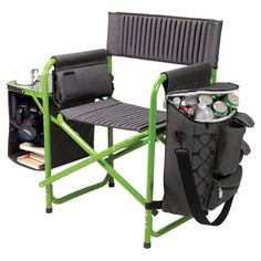 Pack the perfect picnic with this essential design, artfully crafted for lasting appeal.   Product: Fushion chairConstruct...