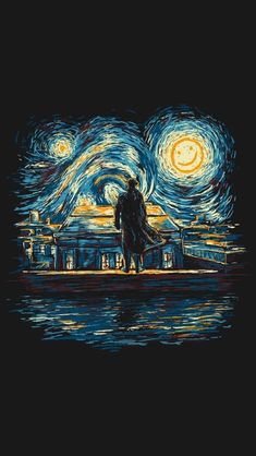 Van Gogh Wallpaper, Painting Wallpaper, Art And Illustration, Aesthetic Pastel Wallpaper, Aesthetic Wallpapers, Tumblr Wallpaper, Wallpaper Backgrounds, Animes Wallpapers, Cute Wallpapers