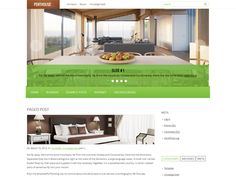 Penthouse is beautiful WordPress theme for personal web pages. This is a complex wordpress themes with lots of useful features like custom widgets, feedback form, slider, video supporting and many other.
