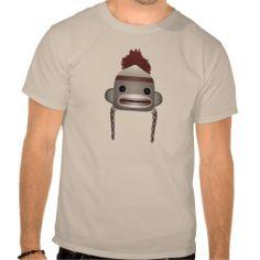 http://www.zazzle.com/sock_monkey_tee_shirt-235410954246705539?rf=238703308182705739&CMPN=zBookmarkletSock Monkey Tee Shirt Sock Shop, Monkey, Back To School Outfits, Socks, Small Businesses, Tee Shirts, T Shirts, Tees, Small Business Resources