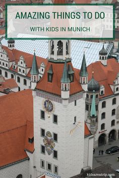 Amazing Things to Do with Kids in Munich-TMOM