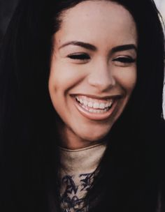 She had such a beautiful smile..