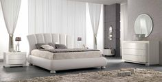Camera da letto elegante - Prestige C20 - spar.it | arredi | Pinterest
