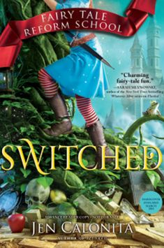 Switched|Book Review