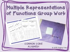 math worksheet : exponent rules task cards with or without qr codes! great for  : Multiple Representations Of Functions Worksheet