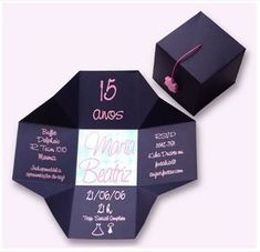 Convites Personalizados Convites personalizados long tall woman in a black dress - Woman Dresses Quince Invitations, Box Invitations, Invitation Cards, Birthday Invitations, Neon Party, Paris Party, Quinceanera Party, Sweet 15, Explosion Box