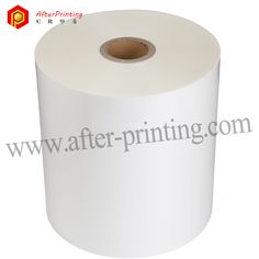 BOPP thermal lamination film supplier, customer dimension, 25 days of delivery time.