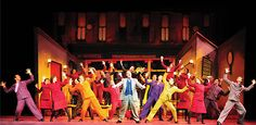 Sit Down You're Rockin' the Boat from Guys and Dolls - Costume World Theatrical