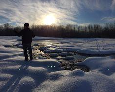 Winter Pond - 2
