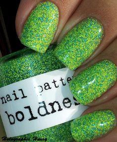 llarowe,shop.llarowe,NailPatternBoldness,Glitter Food (Fix a Flat),nail polish,indie nail polish,glitter nail polish | Page 1