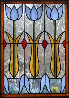 starry night stained glass | STAINED GLASS