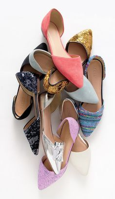 Flats for spring