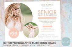 IS011 Senior Marketing Board by Paper Lark  on @creativemarket