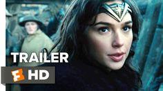 Wonder Woman Official Trailer 2 (2017) - Gal Gadot Movie  https://www.youtube.com/watch?v=5HUlW21v1fQ