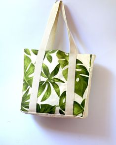 Argent Tutorial and Ideas Fabric Tote Bags, Canvas Tote Bags, Bag Patterns To Sew, Summer Bags, Cloth Bags, Handmade Bags, Purses And Handbags, Bag Making, Hair Color