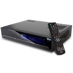 HTPC Extra Med A1, un HTPC que parece más un vídeo o un aparato de HIFI, capaz de reproducir de todo en el salón e incluso de permitir jugar