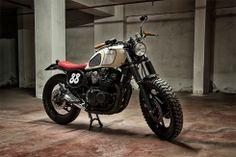Yamaha XJ600 - Motorecyclos - Inazuma Cafe Racer