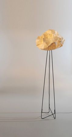 Bright Details Ori Lamp Distinguished Cloud Like Folding Lamps by Mika Barr