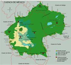 Cuenca de Mexico
