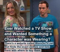 Find Clothes from TV Shows - #Movies, #Tv
