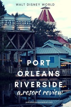 Port Orleans Riverside at Walt disney World is one of our favorite, if not overly Disney themed moderate resorts at Walt disney World! See all the pictures and our favorite perks of staying at this resort. Best Disney Resort, Disney Resort Hotels, Disney World Hotels, Disney World Florida, Walt Disney World Vacations, Disney Travel, Family Vacations, Disney Trips, Disney Parks