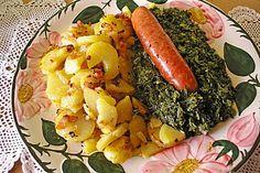 Grünkohl, wie ihn Mutter kochte, ein raffiniertes Rezept aus der Kategorie Gemüse. Bewertungen: 261. Durchschnitt: Ø 4,7.