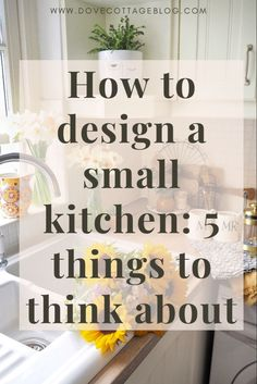 How to design a small kitchen - must-have things to think about from storage solutions to colour schemes, shelving inspiration and floor plans. How to build your dream kitchen, even if it's a small galley style room Ikea Wooden Shelves, Dining Room Images, Small Galley Kitchens, Under Stairs Cupboard, Wall Cupboards, Kitchen Colour Schemes, Kitchen Must Haves, Kitchen Installation, Statement Wall