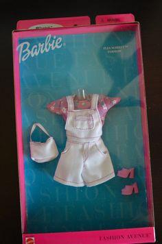 Barbie Go, Barbie Sets, Barbie Dream, Barbie World, Mattel Barbie, Barbie And Ken, Barbie Stuff, Vintage Barbie Clothes, Doll Clothes Barbie