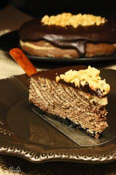 Chocolate-Peanut-Zebra-Cheesecake
