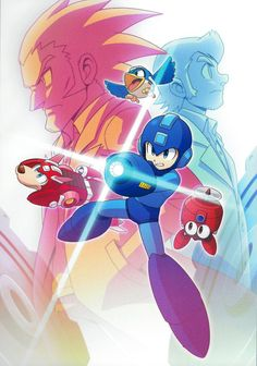 Mega Man, Super Smash Bros, Game Design, Akira, Proto Man, Gamers Anime, Otaku Anime, Megaman Series, Fighting Robots