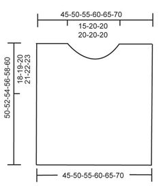 "Florette - Gehäkeltes DROPS Oberteil in ""Cotton Viscose"". Grösse S - XXXL. - Free pattern by DROPS Design"