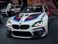 Making of BMW M6 GT3 - Video - http://www.bmwblog.com/2015/09/16/making-of-bmw-m6-gt3-video/