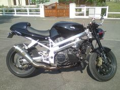 Cafe Racer by Joules APRILIA 1000 FALCO