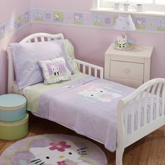 I'm just loving this layout with the toddler bed... :) silly, i know.