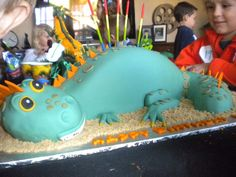 Dinosaurs Birthday Party Ideas | Photo 1 of 16 | Catch My Party