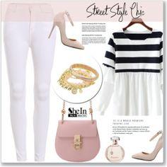 Street Style Chic - SheIn