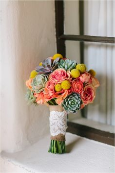 Succulent Wedding Ideas | Heart Love Weddings