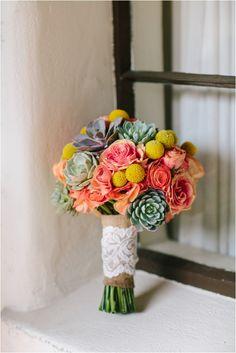 Succulent Wedding Ideas | Heart Love Weddings