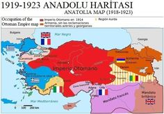 Lozandan öncesi Greek History, World History, Bulgaria, European Map, Fallen Empire, Past Present Future, Georgia, Alternate History, Prehistory