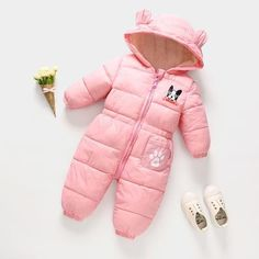 41c1307a561 Baby Toddler Fleece Lined Winter Earflap Beanie Cream Bear Hat