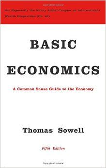 Basic Economics 5th Edition by Thomas Sowell eBook