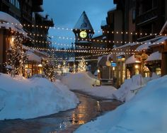 Village At Mammoth Mountain is one of the best places to enjoy breathtaking views in Mammoth Lakes, California.