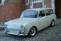 Type 3 Wagon..Squareback...