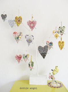 whimsy heart tree♥